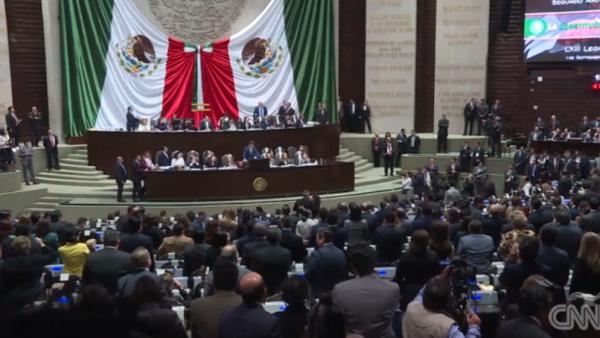 El efecto López Obrador en el Congreso mexicano