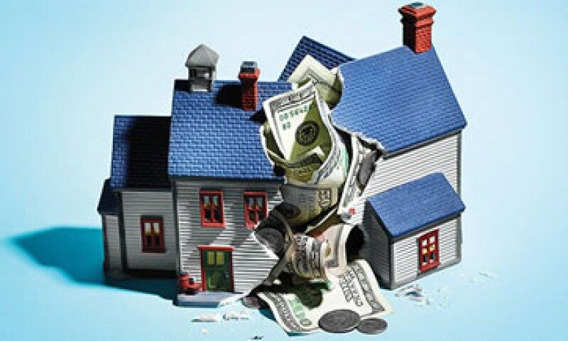 La inversión residencial en EU alcanzó un máximo de 6.3% del PIB a mediados de 2005, pero ha caído a 2.7% en la actualidad. (Foto: Cortesía de Fortune)