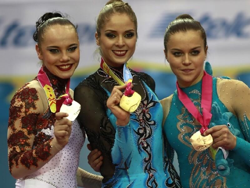 Conoce a una de las atletas que ha puesto en alto al deporte mexicano durante los Juegos Panamericanos Guadalajara 2011.