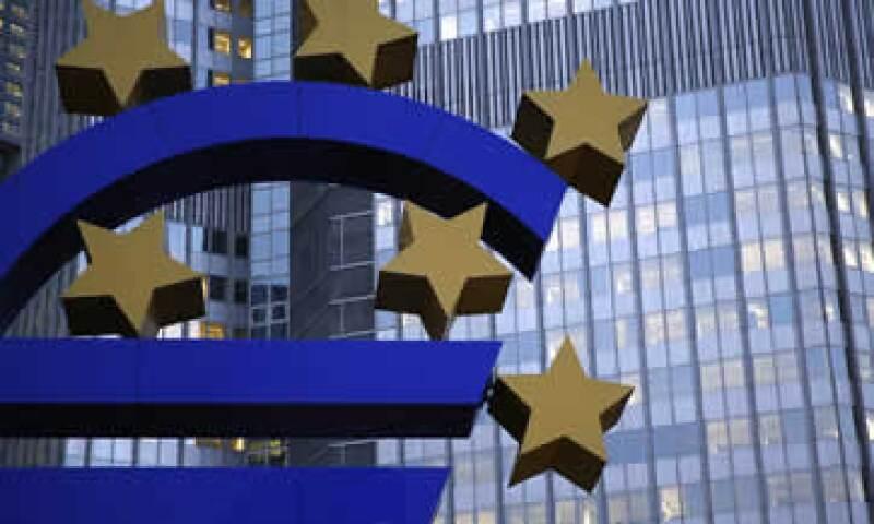El BCE mantuvo su principal tasa de refinanciamiento sin cambios en un mínimo récord de 0.15%. (Foto: Reuters)