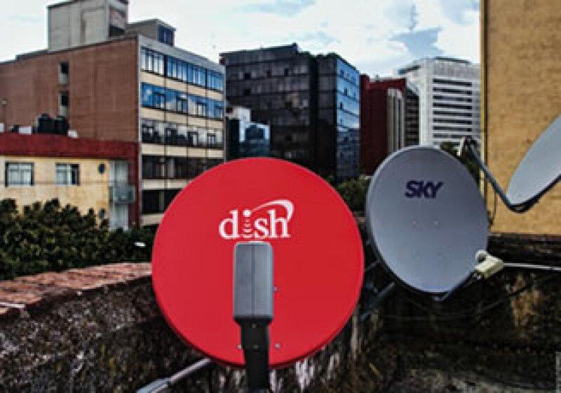 Con Dish se abrió el mercado de televisión vía satélite. Sky deja de ser monopolio y lanza nuevas ofertas. (Foto: Adán Gutiérrez)