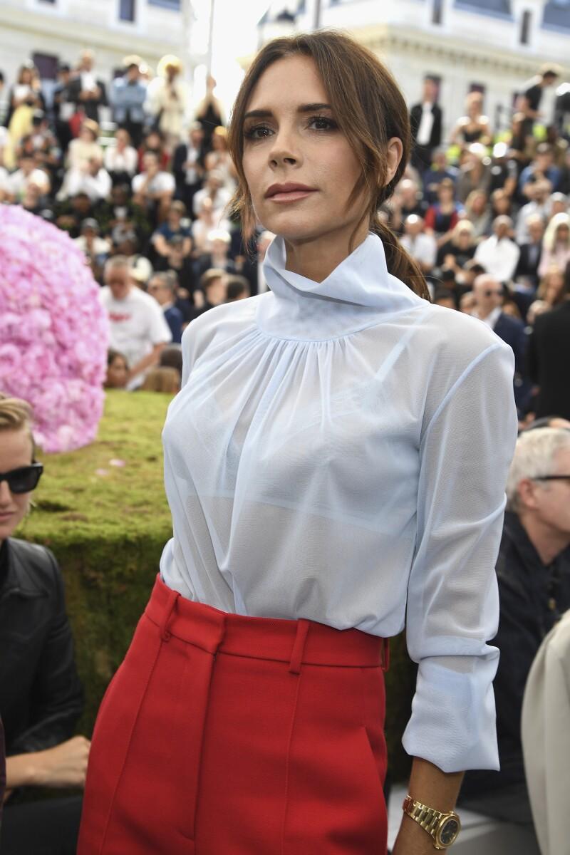 Victoria no se arrepiente de sus errores de moda