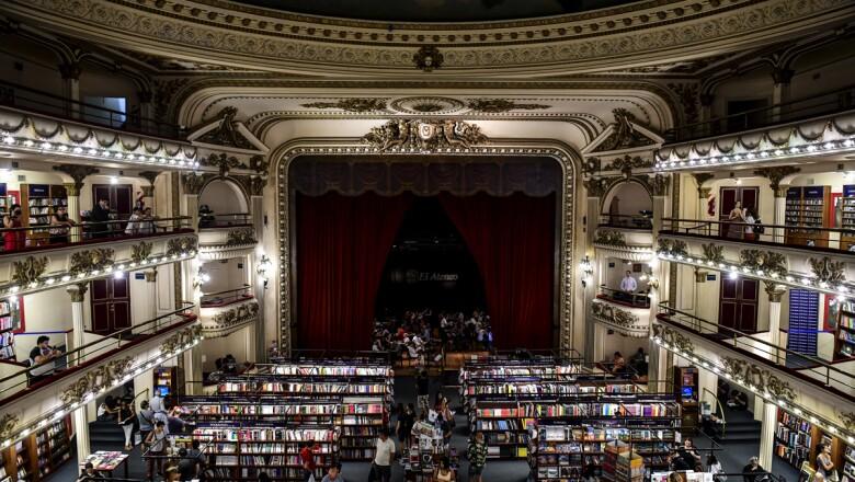 La Biblioteca más Bella del Mundo