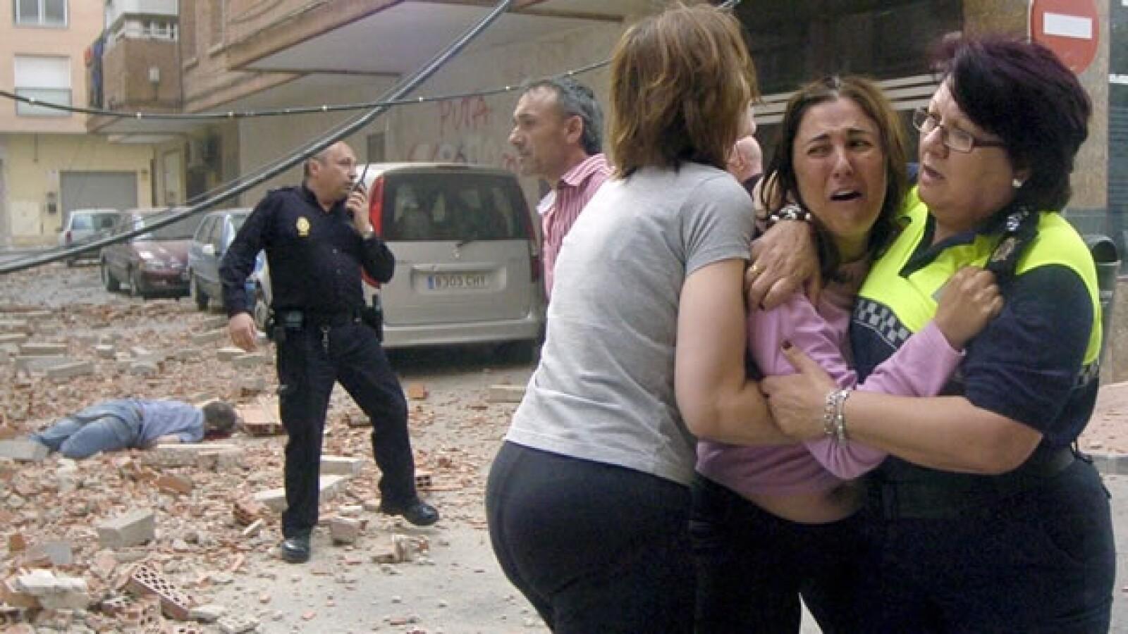 Un sismo al sur de España deja 8 muertos