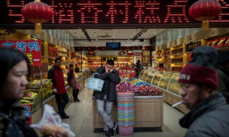 Expertos esperan que China reporte su menor ritmo de crecimiento económico. (Foto: Getty Images)