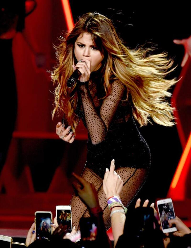 La cantante se tomará un tiempo libre de su carrera artística.