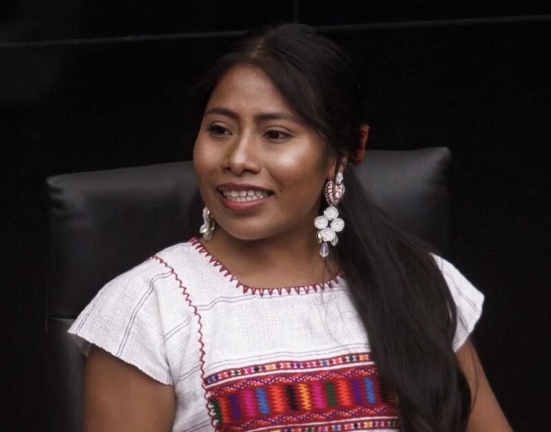 Yalitza Aparicio Estado de México
