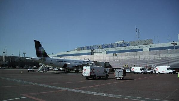 Terminal 2 AICM