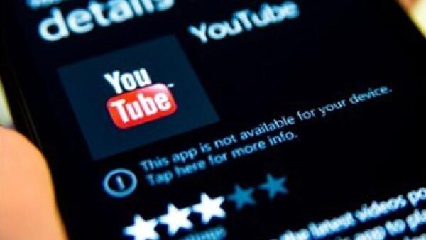 Este no es el primer baile que YouTube se marca con la industria discográfica. (Foto: Tomada de CNNMoney.com)
