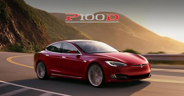 Tesla P 100D