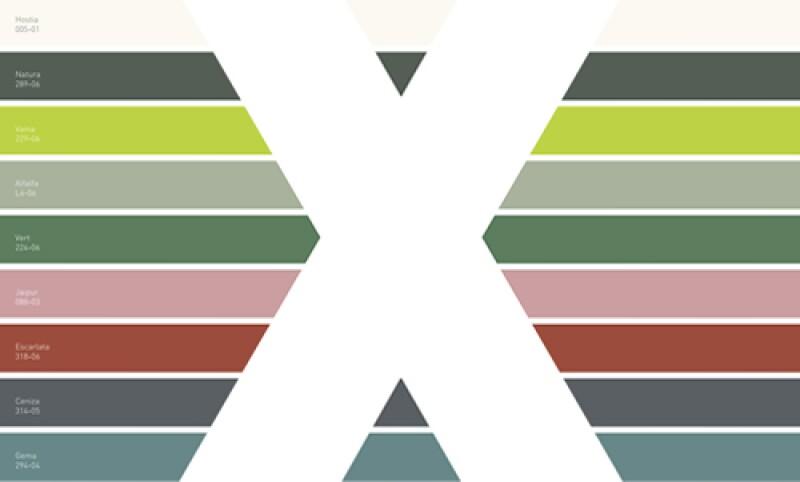 Endémcio paleta de colores Comex