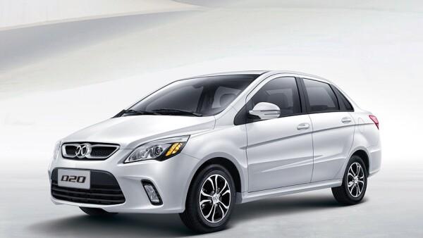El modelo D20 será uno de los que BAIC venderá en México.