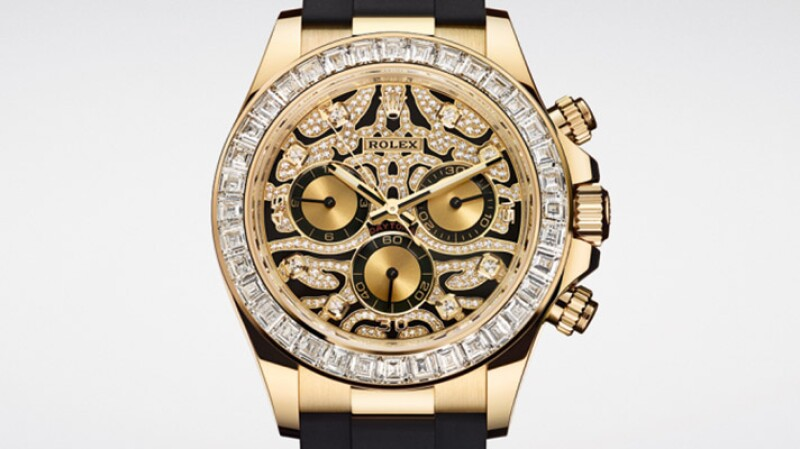 Rolex Cosmograph Daytona oro