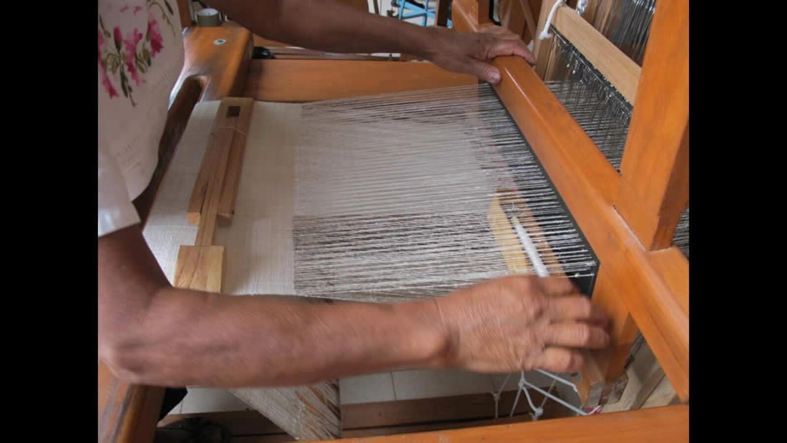 Oaxaca artesanas seda 11