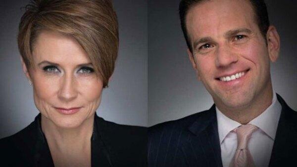 """Con una decisión denominada como """"histórica"""", la televisora tendrá al frente de sus programas estelares a Carlos Loret de Mola y Denise Maerker."""