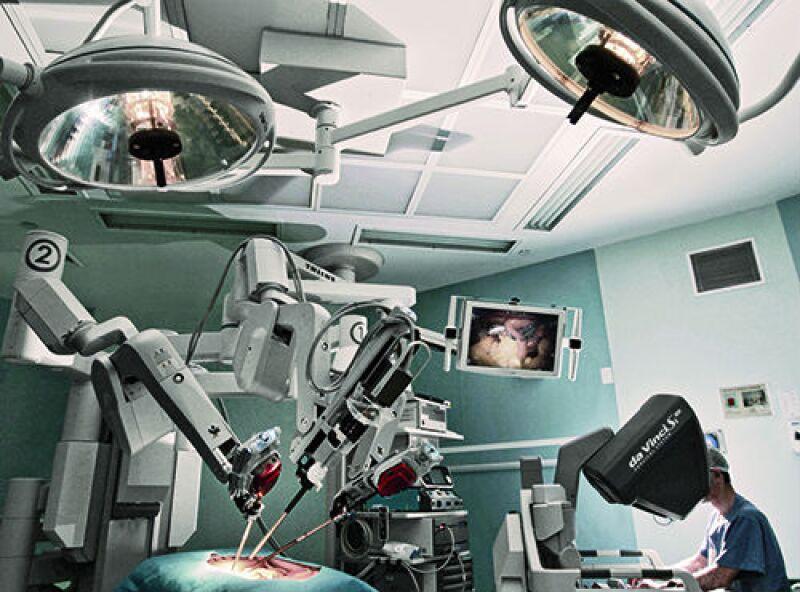 Robot Cirujano Da Vinci