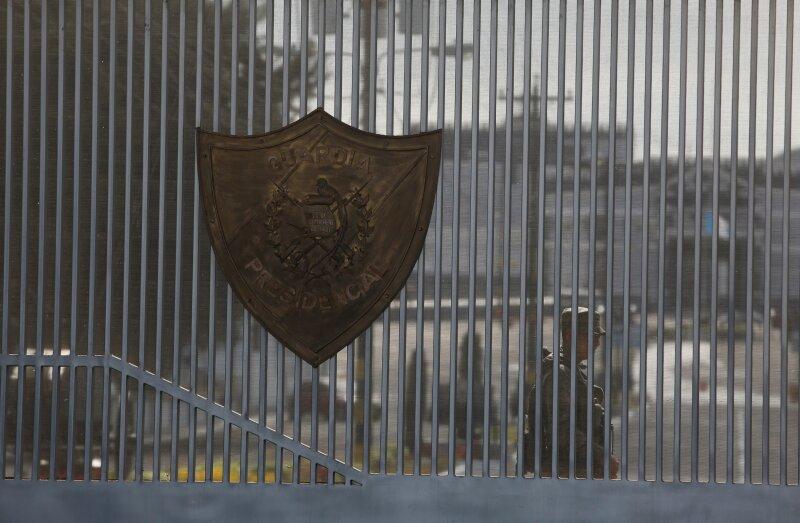 Cárcel donde se encuentra Duarte