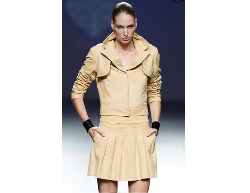 La moda vista también como negocio, es parte clave en el éxito según Lorena. Â