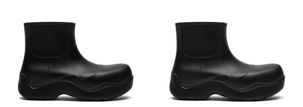 Foto: Bottega Veneta, BV Puddle Boots FW20