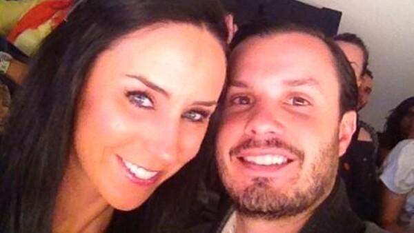 Ines y Javier se conocieron en Acapulco.