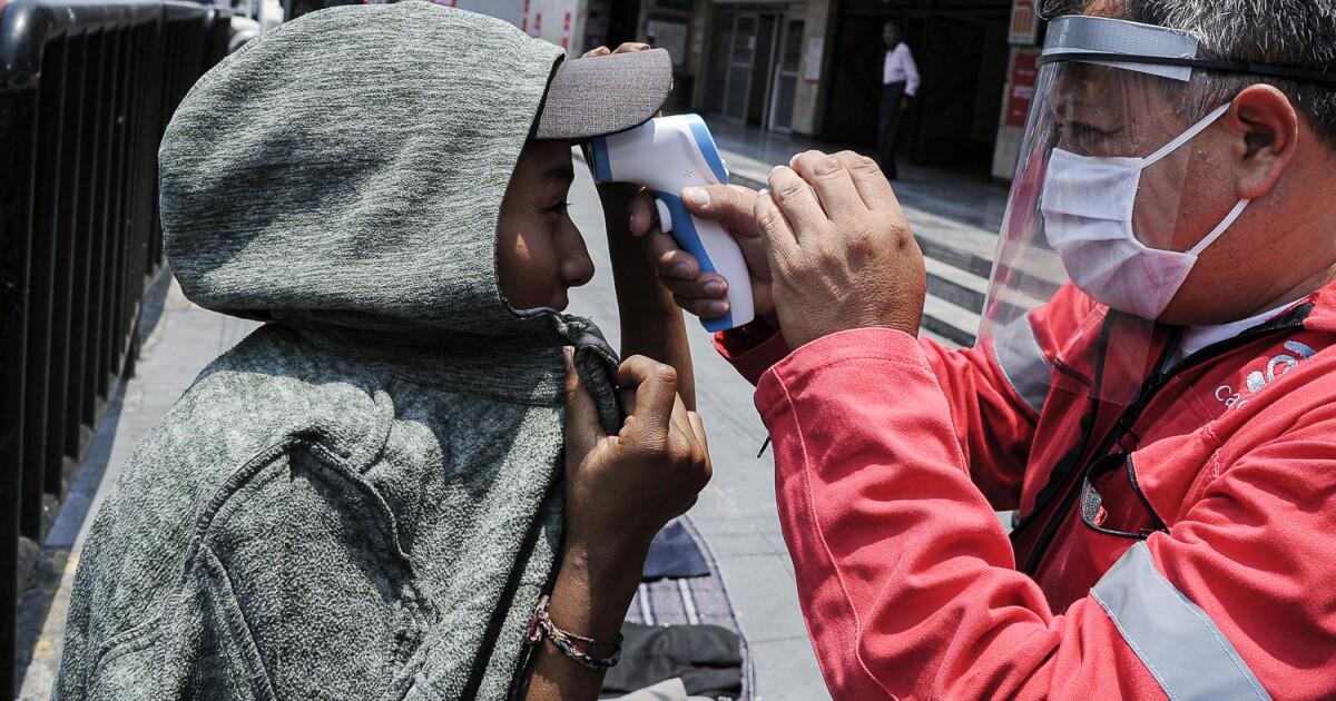 El PNUD prevé mayor pobreza y rebrotes de Covid en México