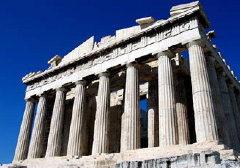 Grecia enfrenta un déficit presupuestario de 13.6% del PIB. (Foto: Cortesía SXC)