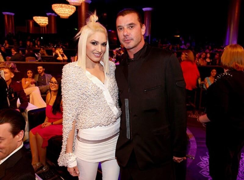 Gwen y Gavin estuvieron casados por 13 años.
