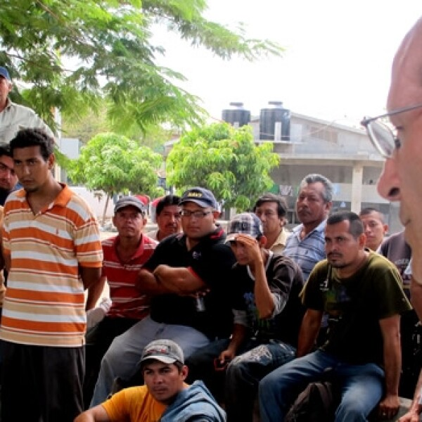 migrantes albergue oaxaca alejandro solalinde hermanos en el camino 4