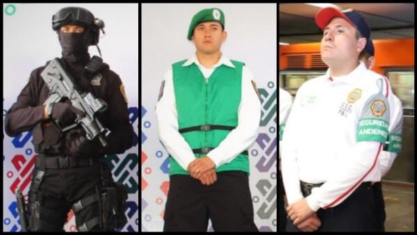 La nueva imagen de la policía de la CDMX