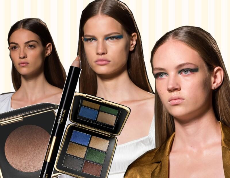 Durante la pasarela de su colección primavera verano 2017, Victoria Beckham debutó su colección de maquillaje Victoria Beckham X Estée Lauder. ¡Consigue el look!