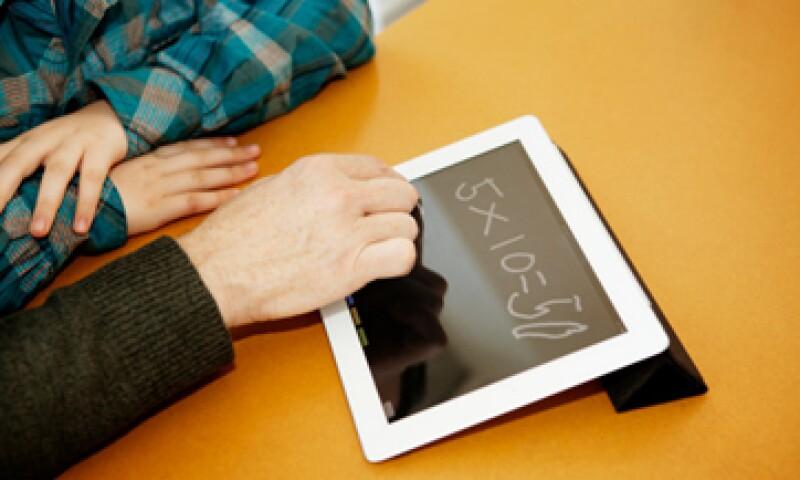 La tableta Amplify sale al mercado  justo cuando está aumentando el interés por la enseñanza.  (Foto: Getty Images)