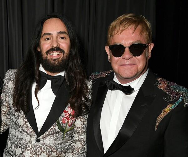 GQ Men of the Year Awards, Tate Modern, London, Britain - 06 Sep 2016