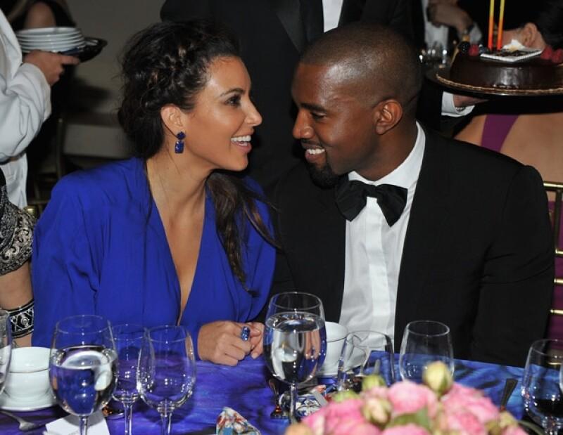 Hasta el momento Kim y Kanye no han querido mostrar a su bebé a los fans pues al parecer tendrían un acuerdo con una publicación quien les dará esa cantidad por conocer a North West.