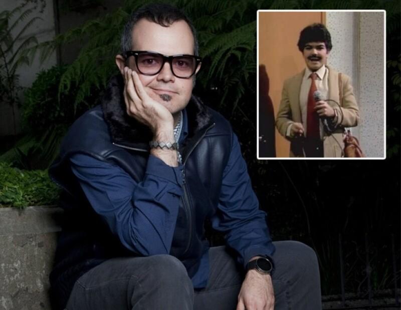 Aleks Syntek formó parte del elenco de Chiquilladas y ahora es un exitoso cantante.