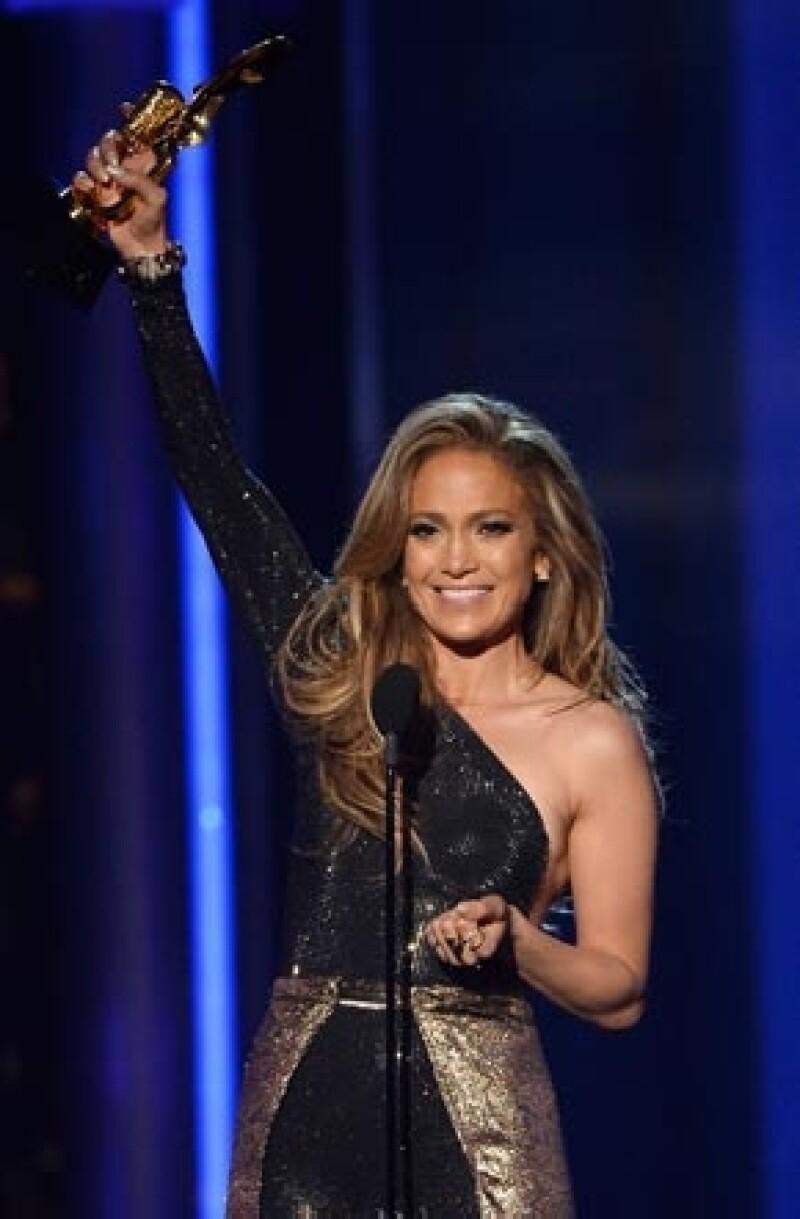 A continuación la lista completa de ganadores de la entrega Billboard Music 2014 en Las Vegas.