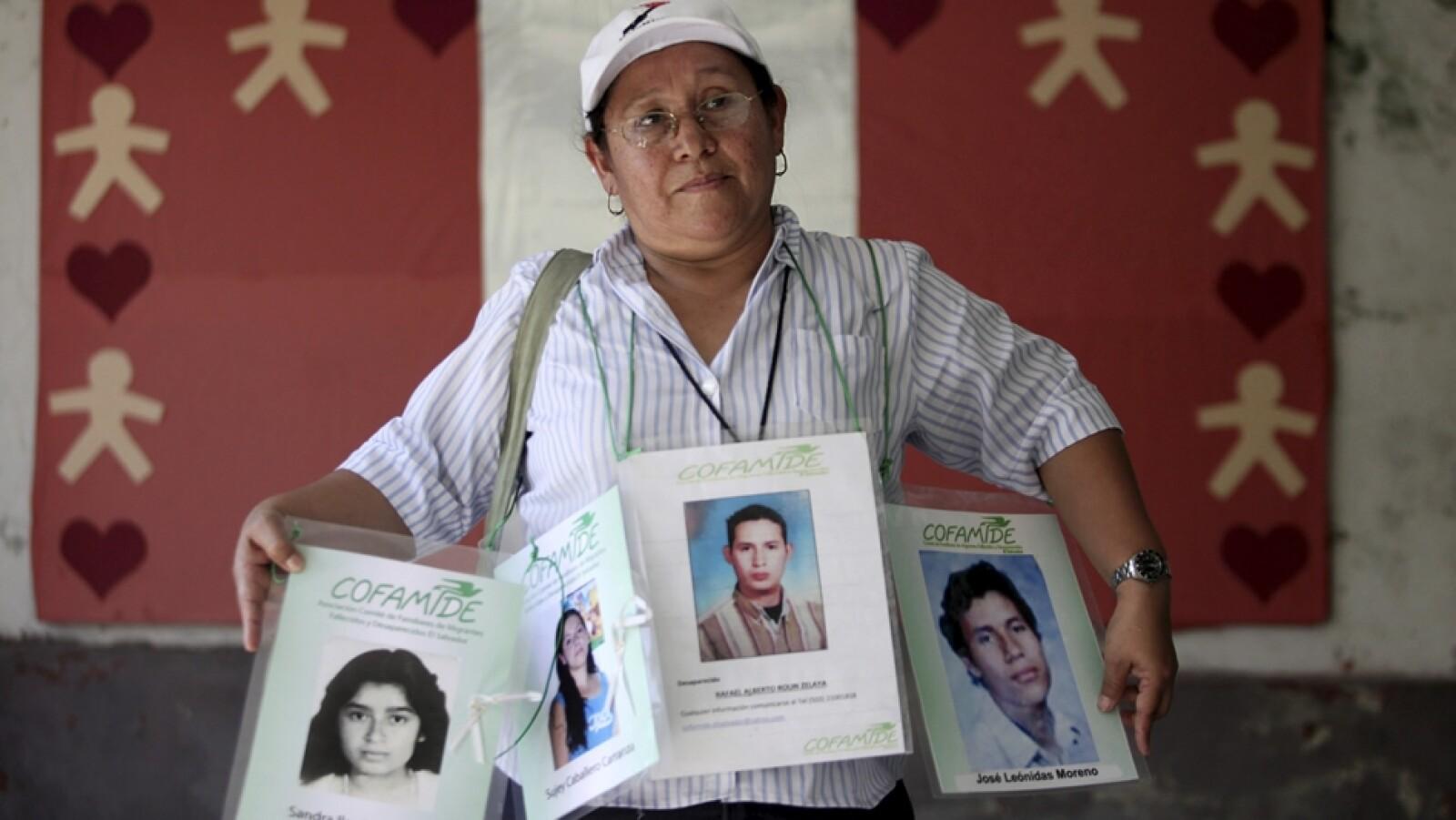 caravana, madres centroamericanas