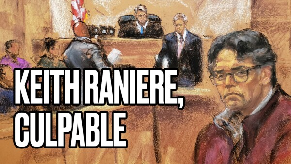 Keith Raniere, culpable