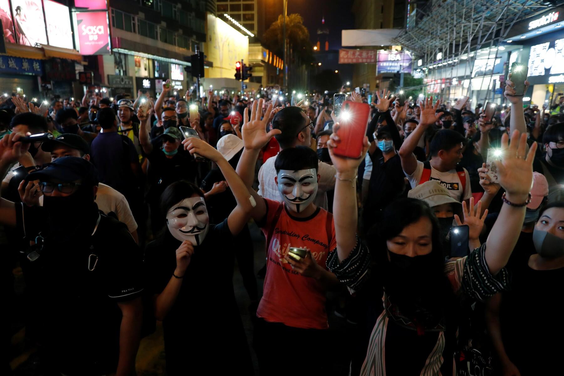 ¿Hong Kong es Ciudad Gótica?