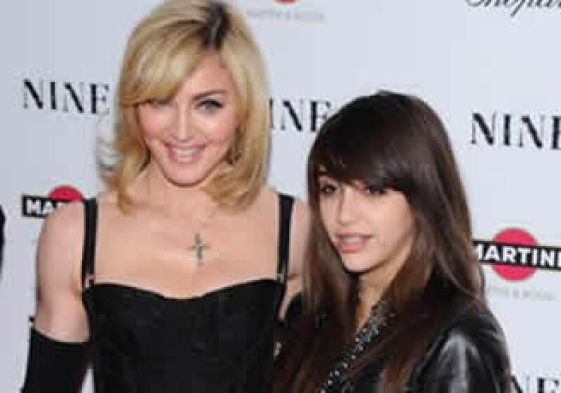 Madonna afirma que su hija Lola, es una apasionada del mundo de la moda (Foto: AP)