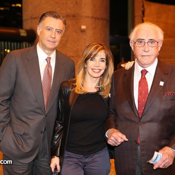 Eduardo Septién, Beatriz Torres Rivera y José Septiem