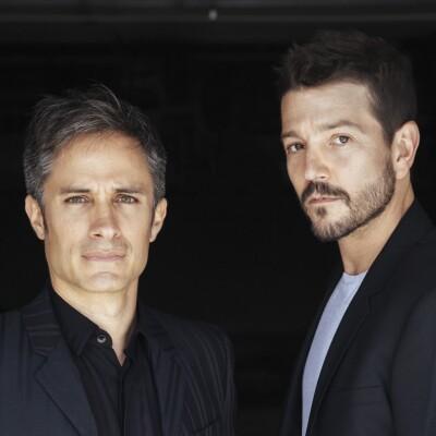 Gael García y Diego Luna