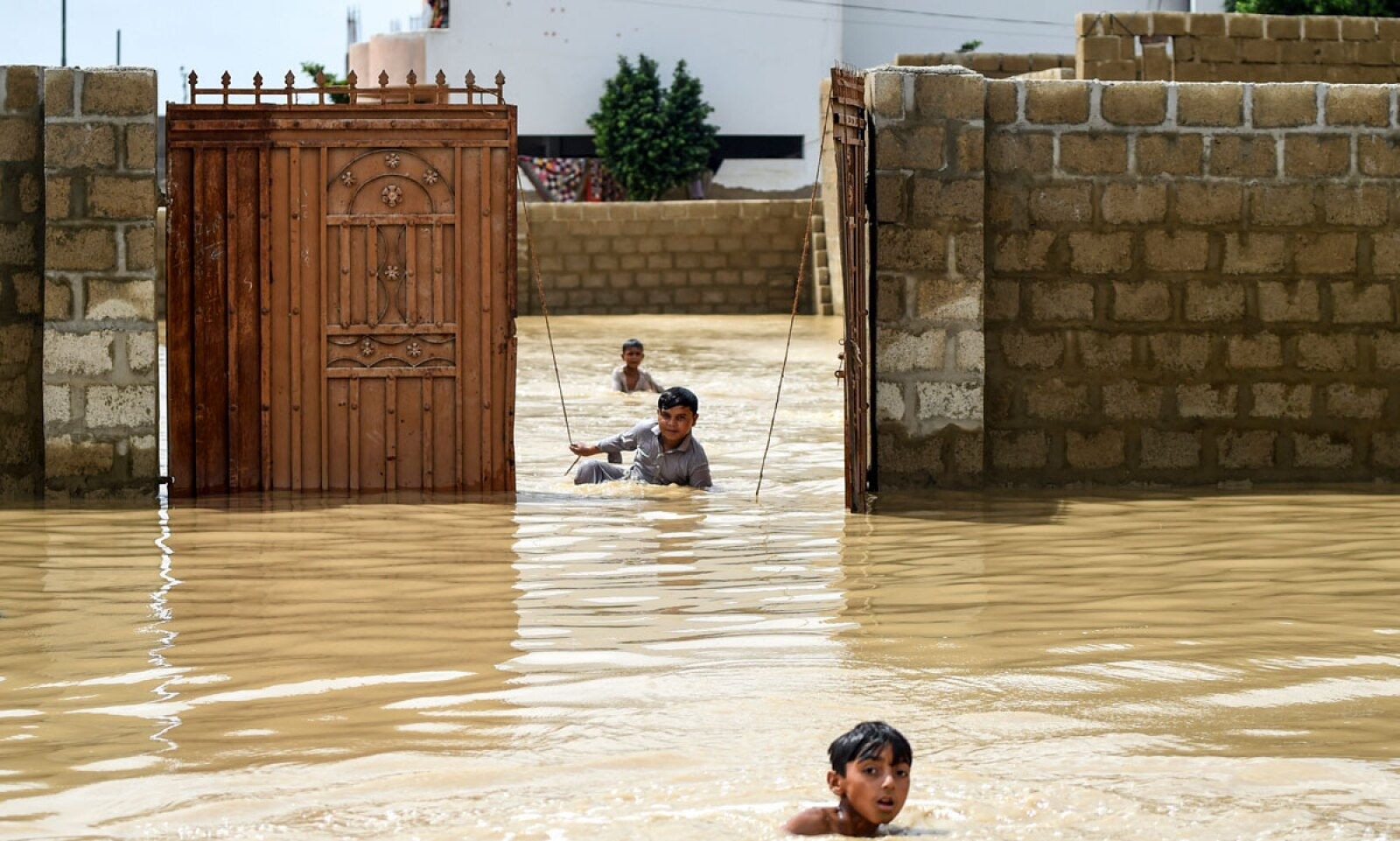 Inundaciones Pakistán