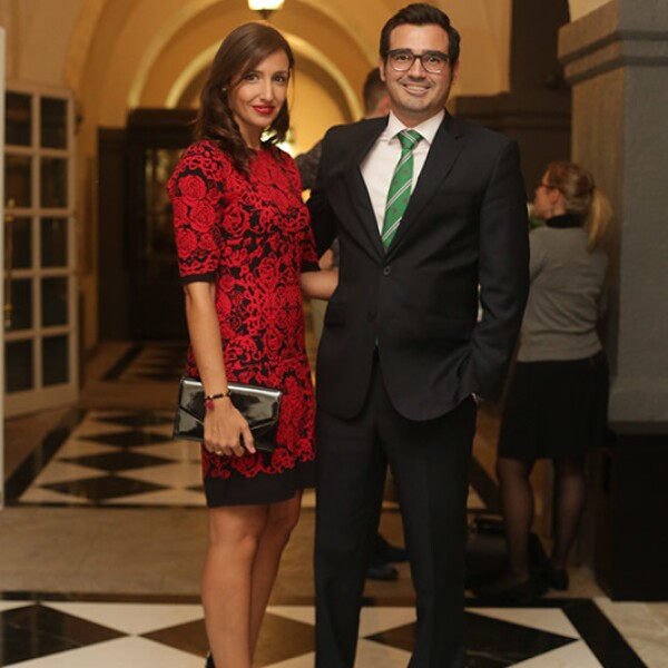 Silvia Rodríguez y Álvaro Manzano