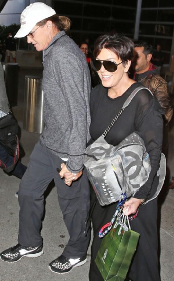 Hace apenas unos meses se les vio juntos luego de anunciar su separación en octubre de 2013.