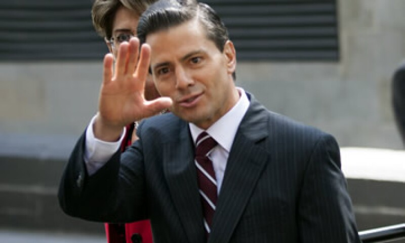 Peña Nieto anunció una investigación por su propiedad en Ixtapan de la Sal y por la Casa de Las Lomas. (Foto: Cuartoscuro )