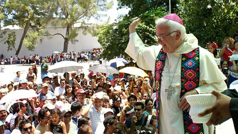 Jose Raul Vera Lopez obispo Saltillo