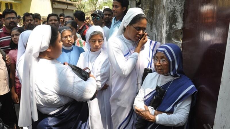 monjas convento india