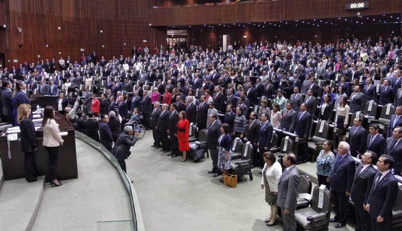 Del 13 al 17 de junio se realizó el periodo extraordinario de sesiones. Aunque aprobaron el Sistema Nacional Anticorrupción y Mando Mixto, temas como la marihuana quedó pendiente.