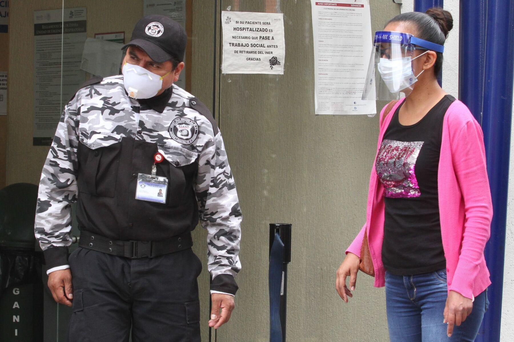 Vigilancia en el INER