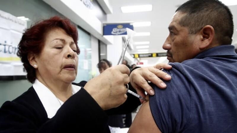 influenza vacuna